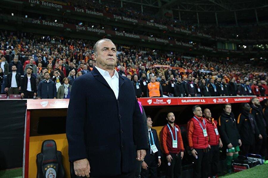 Fatih Terim sportmenliğe aykırı açıklamaları sebebiyle PFDK'ya sevk edilmişti.