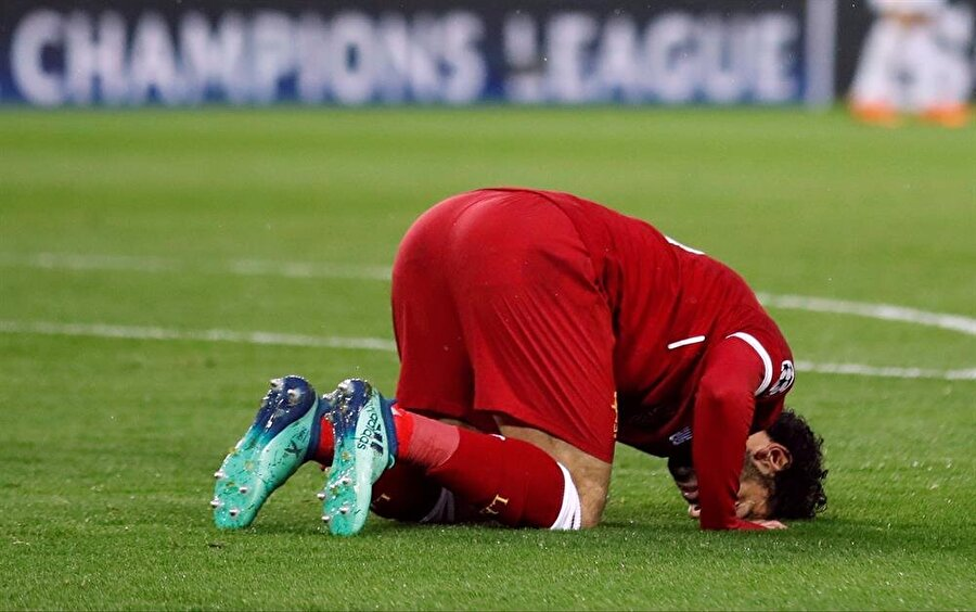 Mohamed Salah, Roma karşısındaki 2 gol & 2 asistlik performansıyla galibiyetin mimarı oldu.
