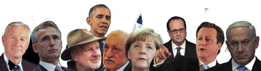 Türkiye'yi yere yıkmak isteyenlerde oyun bir tane değil ki…
