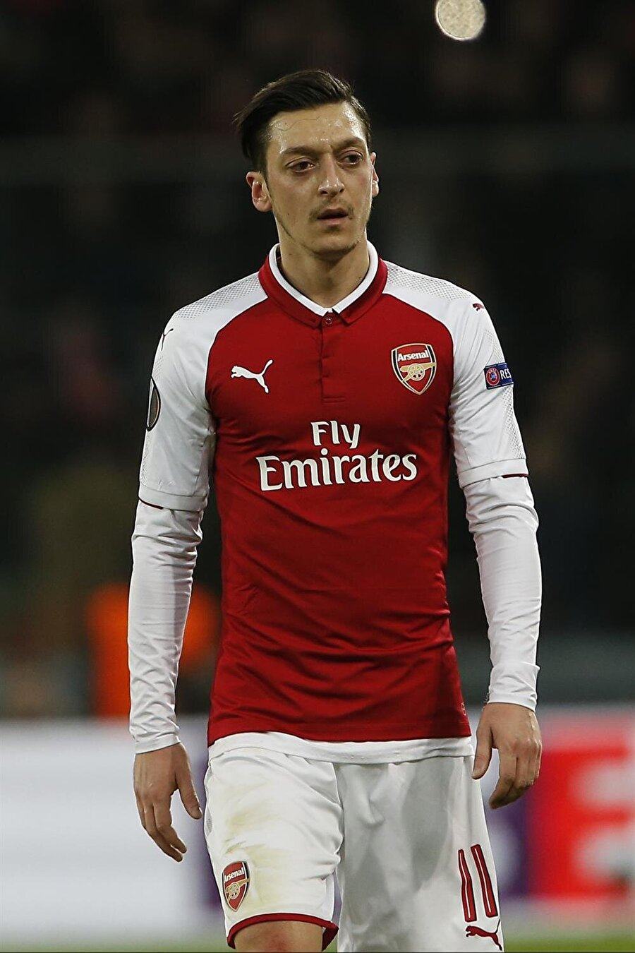 Tüm dünya Mesut Özil'i konuşuyor.nFotoğraf: AA