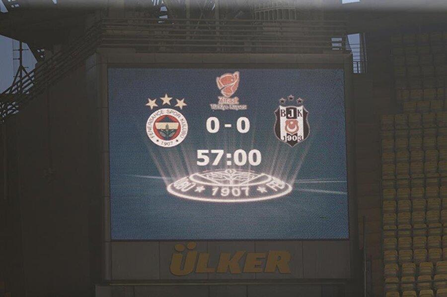 Beşiktaş perşembe akşamı maça çıkmadı. nFotoğraf: AA