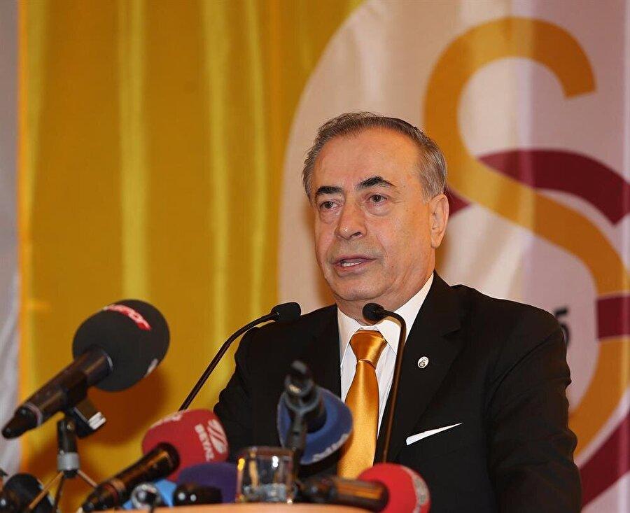 Galatasaray, mayıs ayında UEFA'ya sunum yaptı.