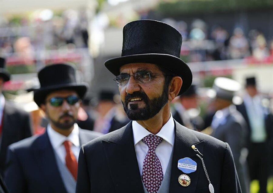 Dubai Emiri Şeyh Muhammed bin Râşid Âl-i Maktum (Eddie Keogh / Reuters)