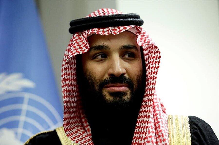 Suudi Arabistan Veliaht Prensi Muhammed bin Selman. ( Amir Levy / Reuters)