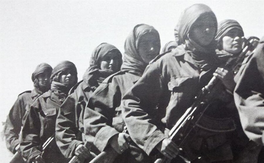 Polisario Cephesi, yaklaşık 45 yıldır aktif faaliyet yürüten bir örgüt.