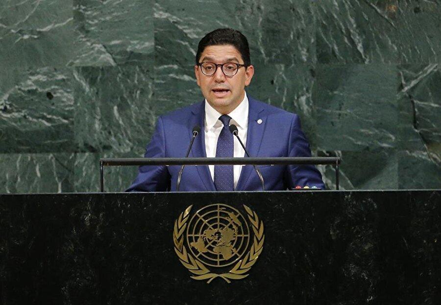 Fas Dışişleri Bakanı Nasır Burita (Eduardo Munoz / Reuters)