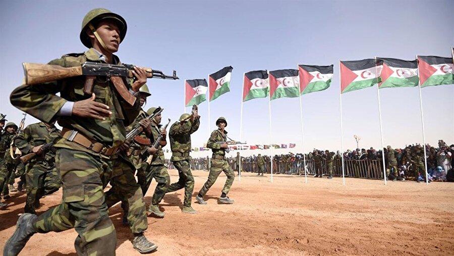 Polisario Cephesi'yle Fas güvenlik güçleri arasında uzun süredir devam eden çatışmalar yaşanıyor.
