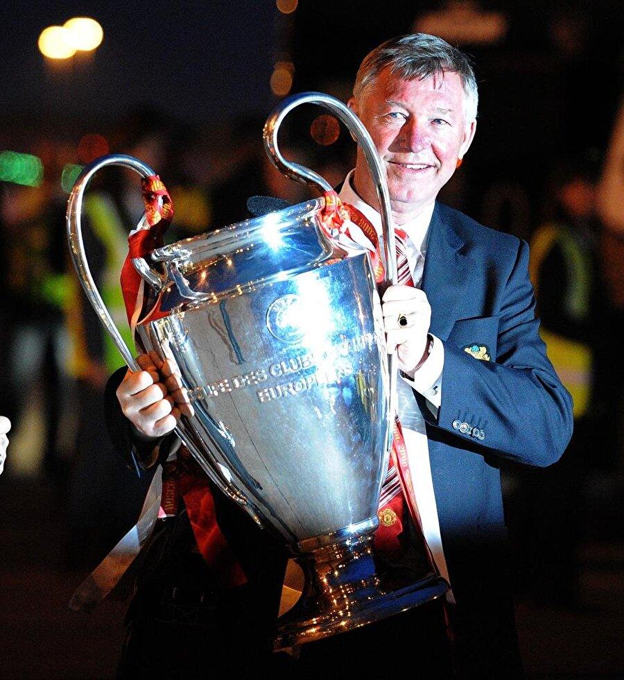 Ferguson birçok önemli ismi futbol dünyasına kazandırdı.