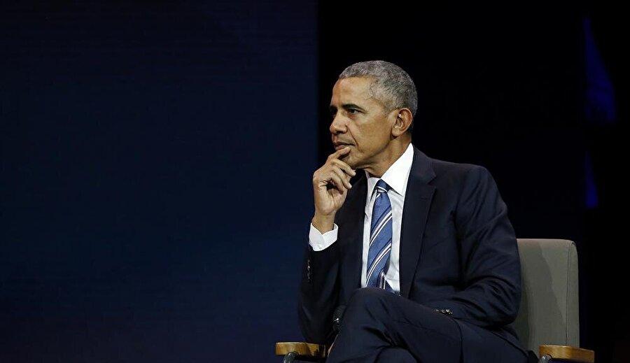 """Obama, İran'ı dünya sistemine entegre etmek üzerine kurulu bir """"İran'la mücadele doktrini"""" hazırlamıştı."""