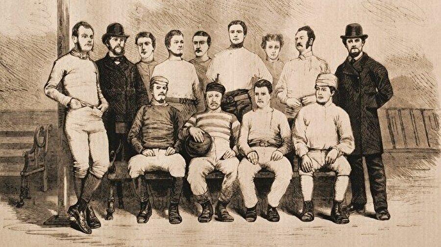 Dünya üzerinde kurulan ilk kulüp olan Sheffield FC bölgede bulunan gençlerin oluşturduğu takımlarla maçlar oynuyordu.