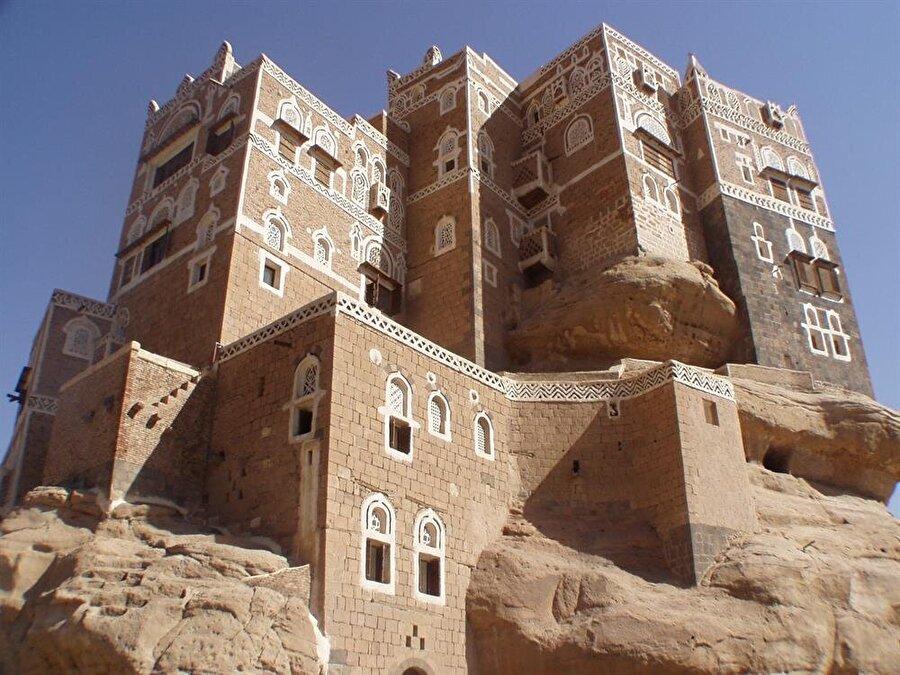 Dâru'l-Hacer, 1904'ten 1948'e kadar Yemen'i yöneten Zeydî lider İmam Yahya'nın yazlık sarayıdır.