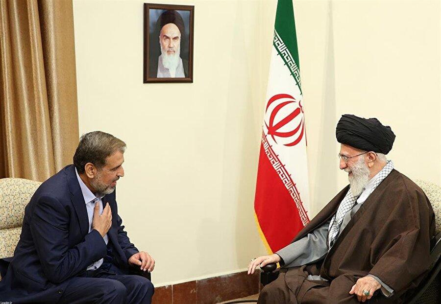 Ramazan Şallah ve İran dini lideri Hamaney