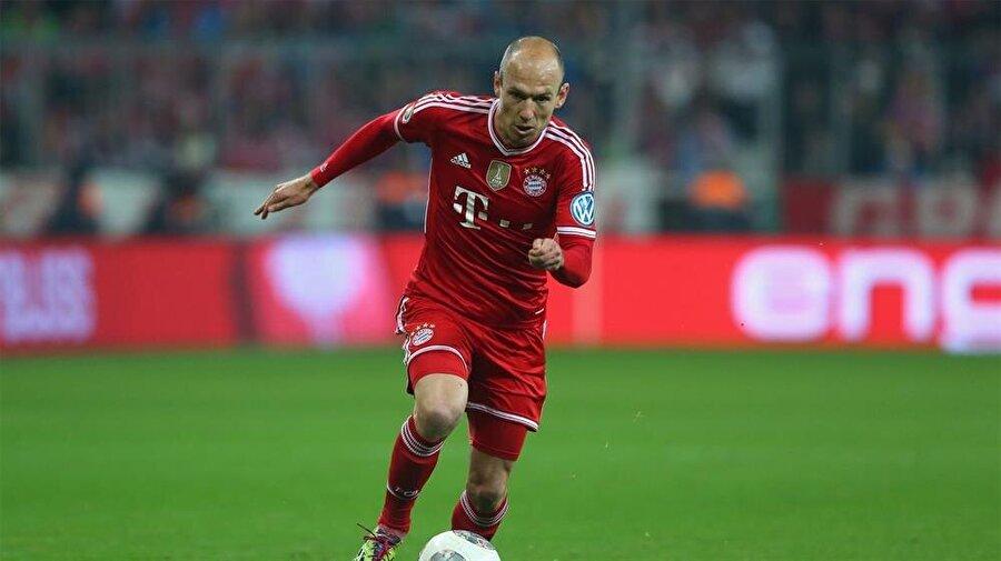Bayern Münih'e 2009'da transfer olan Robben, Bavyera ekibiyle 7 lig şampiyonluğu, 4 Almanya Kupası ve 1 UEFA Şampiyonlar Ligi yaşadı.