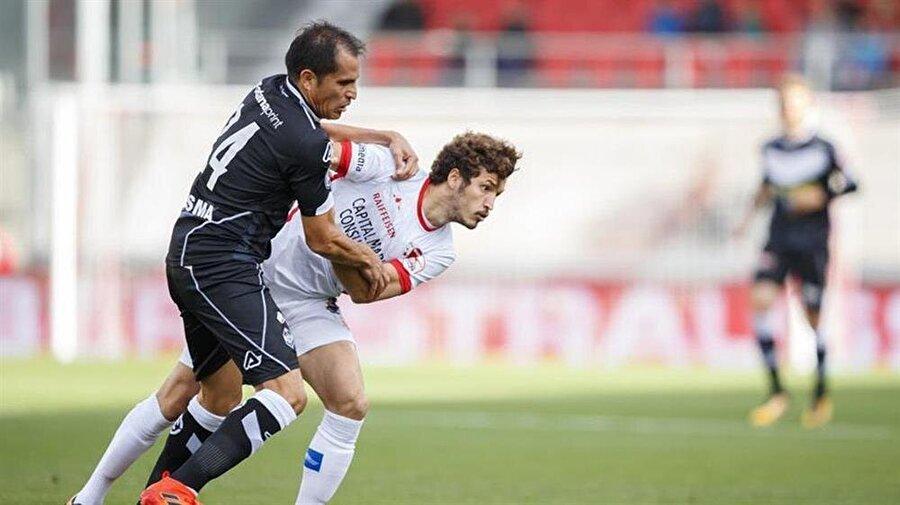 Salih uçan bu sezon Sion formasıyla çıktığı 19 maçta 2 gol atıp 4 asist yaptı.