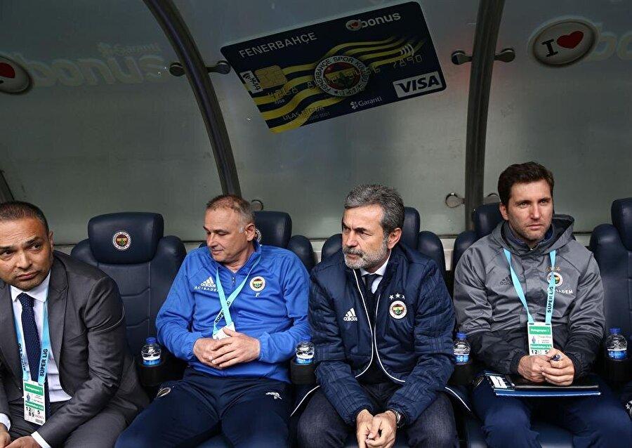Aykut Kocaman istifa etmeye karar verdi. nFotoğraf: AA