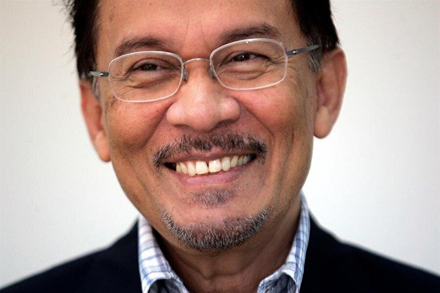 Eski Başbakan Yardımcısı Enver İbrahim, Malezya siyasetinin önde gelen aktörlerinden.