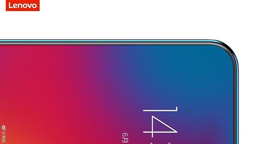 Lenovo Z5'in ekran / çerçeve oranı bakımından %95 seviyesine ulaşacağı tahmin ediliyor.
