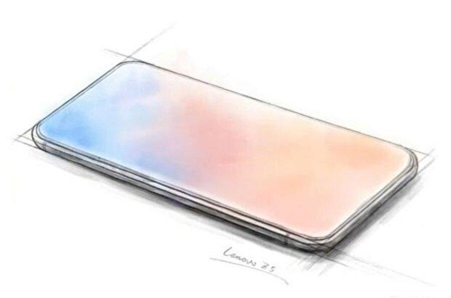 Lenovo Z5'te parmak izi okuyucu, sensörler ve diğer ayrıntıların doğrudan ekran altına gizlenmesi bekleniyor.