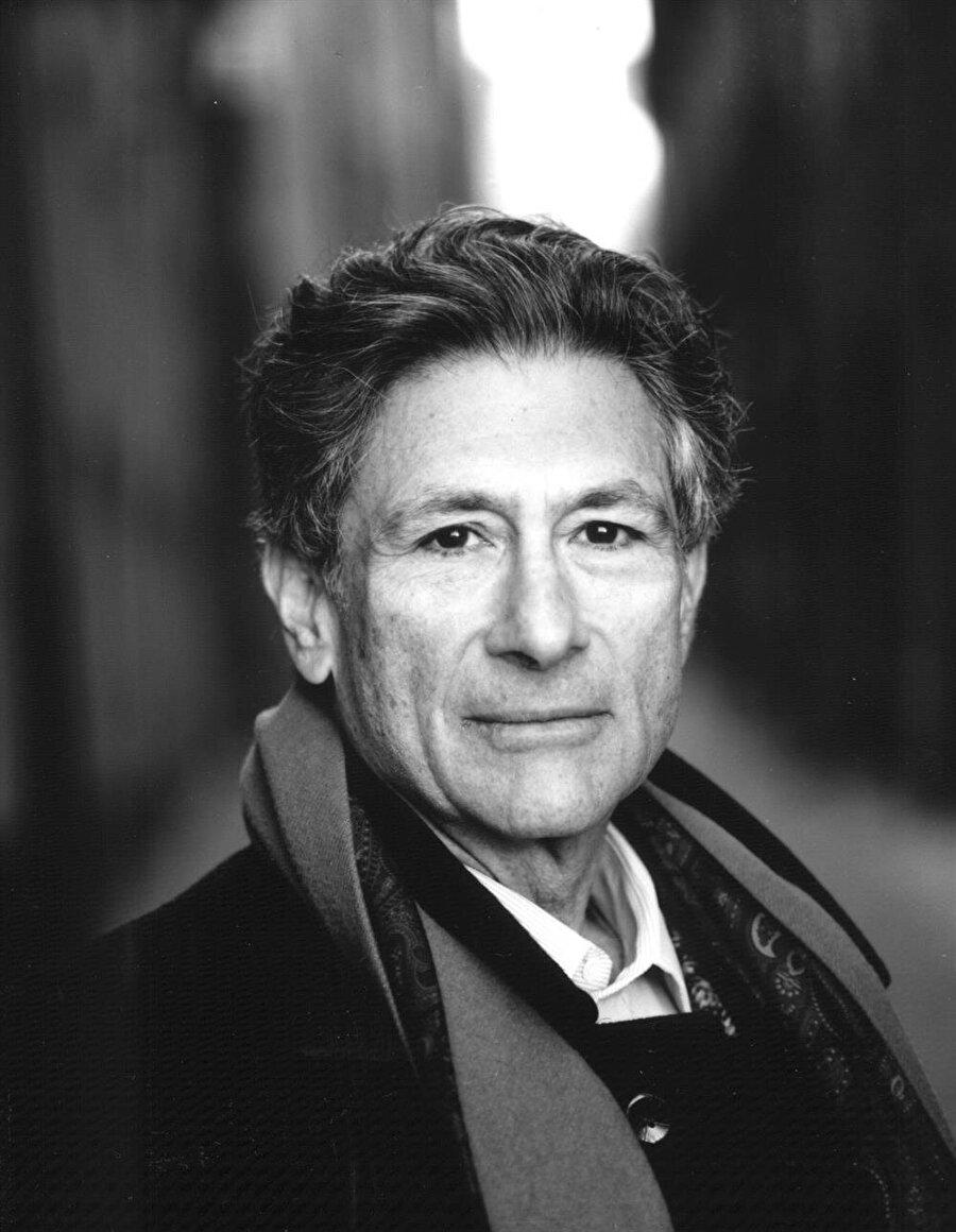 Edward Said, dünya çapında kabul görmüş Filistinli bir entelektüeldi.