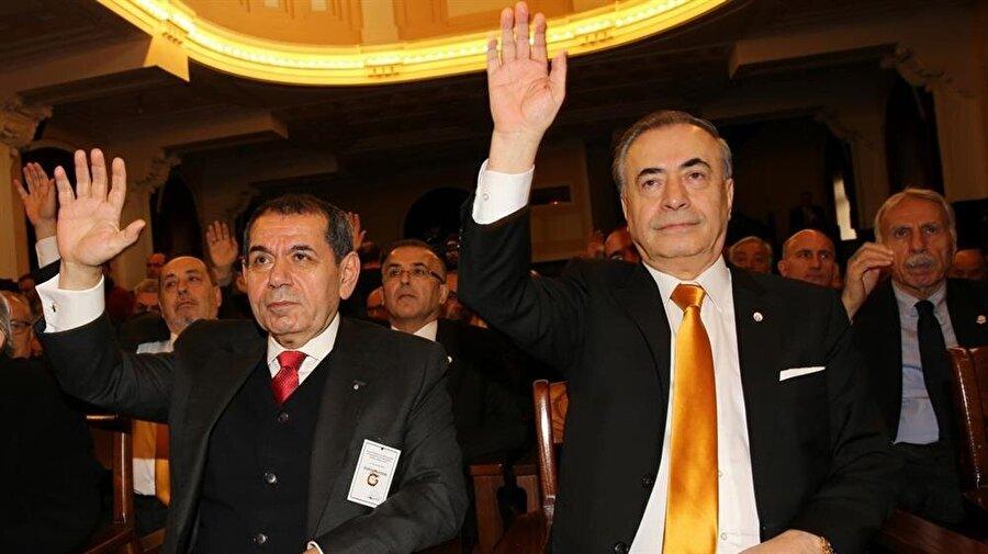 Galatasaray yeni başkanını seçmek için gün sayıyor.