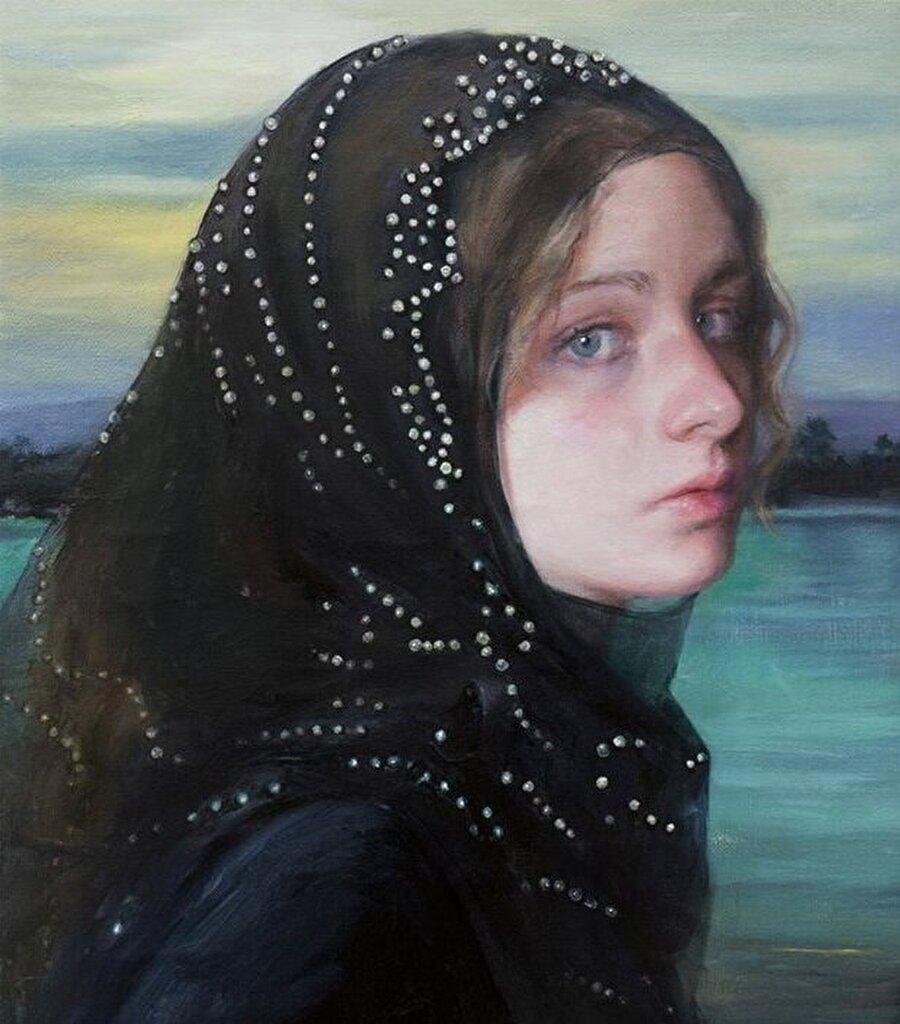 Şecerat ed-Dur'un dönem kaynakları esas alınarak yapılmış bir portresi.