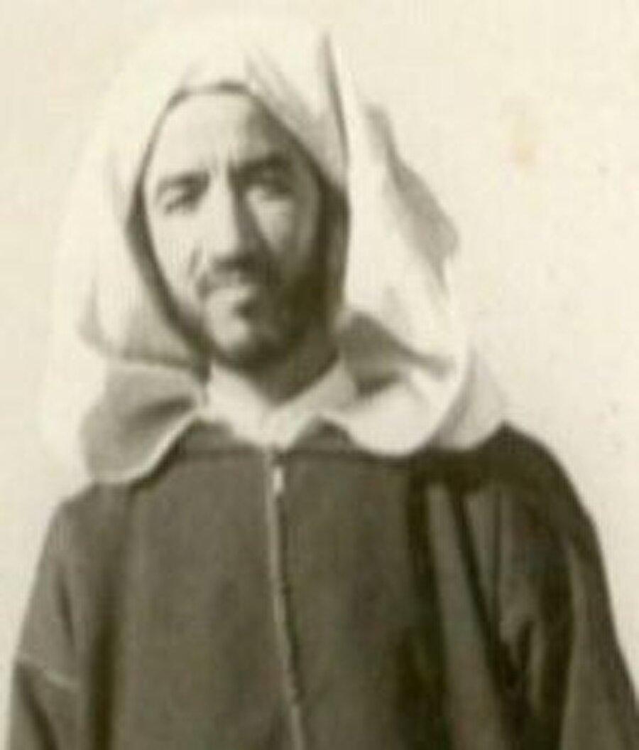 Abdusselam Yasin, gençlik yıllarında.