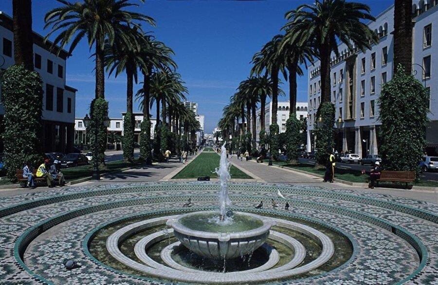 Fas'ın başkenti Rabat ve diğer şehirlerin dokusunun korunması, General Lyautey'in çabalarıyla gerçekleşti.
