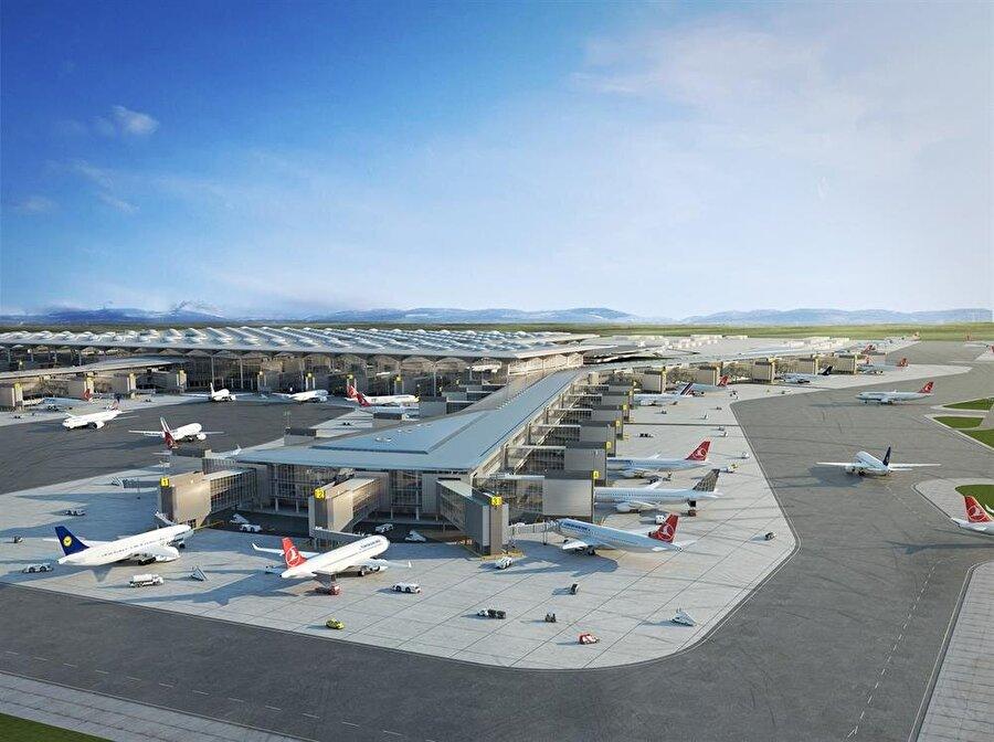 Atatürk Havalimanı'ndan da yaklaşık bin 500 güvenlikçinin İstanbul Yeni Havalimanı'na geçeceği tahmin ediliyor.