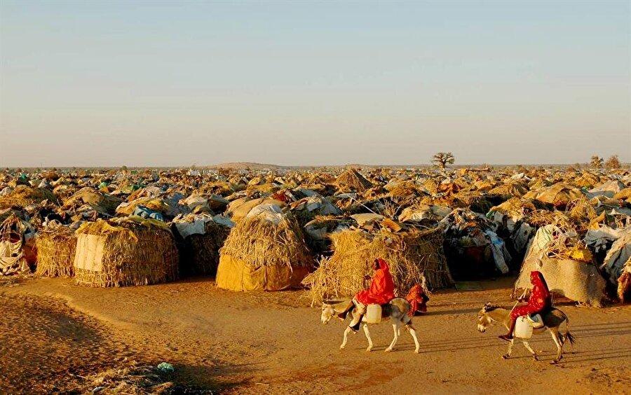 Sudan'daki kabile yapılanması, çatışmaların tetikleyici unsurlarından biri.