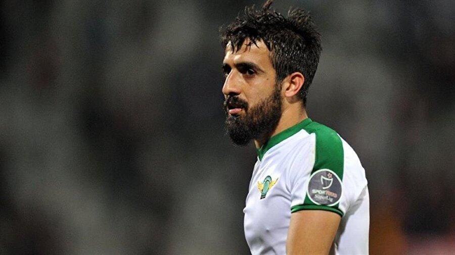 Muğdat Çelik, geçen sezon Akhisar Belediyespor formasıyla 4 gol ve 4 asistlik performans göstermişti.