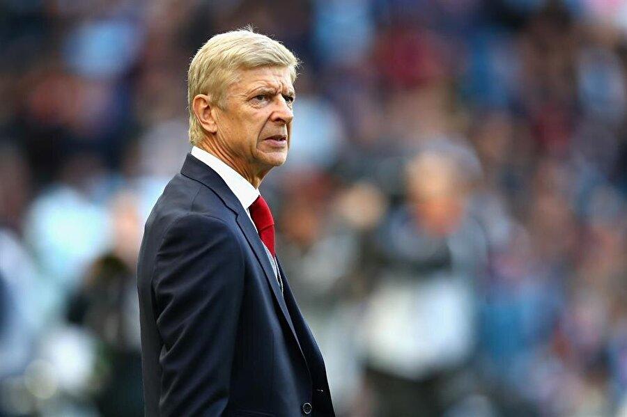 Arsene Wenger kısa bir süre önce Arsenal ile yollarını ayırdı.
