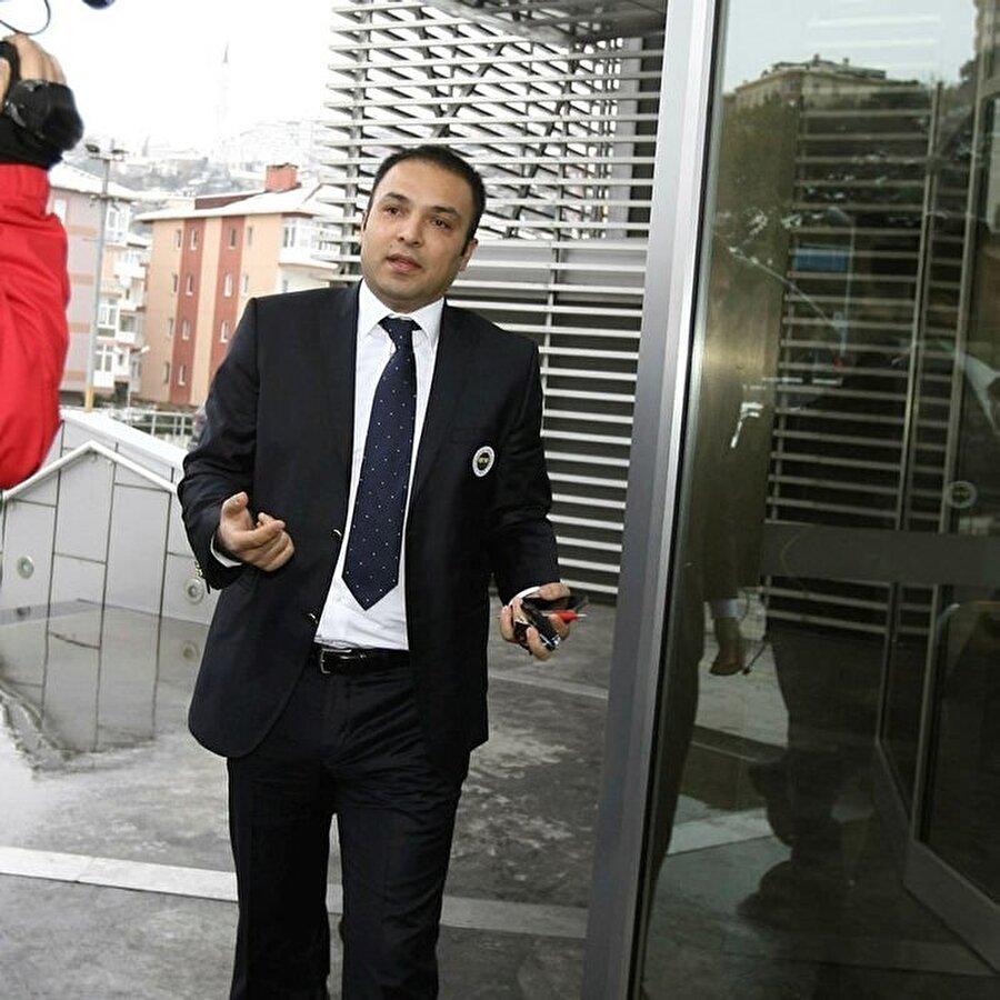 Hasan Çetinkaya uzun yıllardır Fenerbahçe'de görev yapıyor.