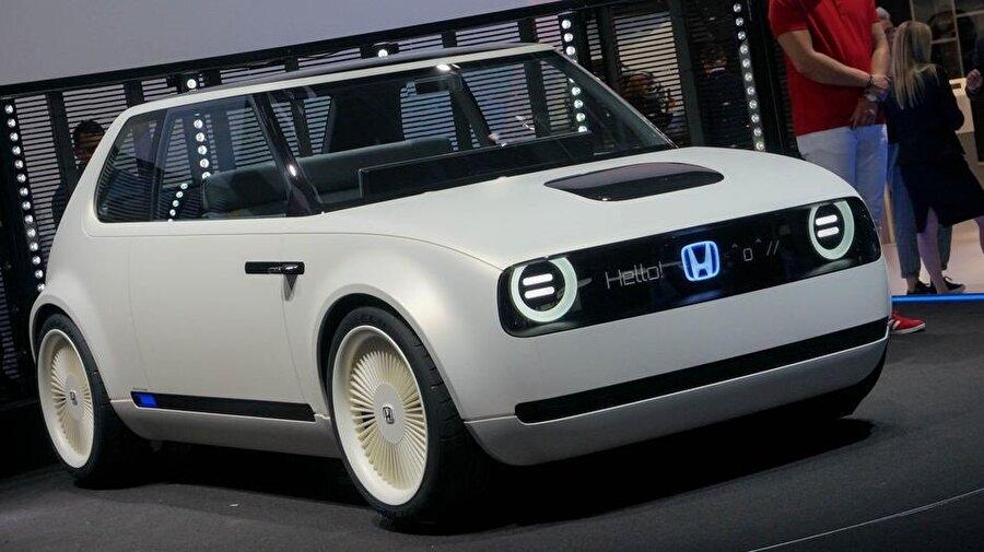 Honda EV Concept.