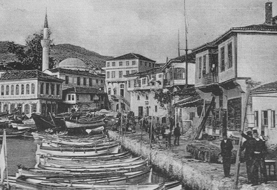 Mehmet Ali Paşa'nın dünyaya geldiği Kavala, küçük bir sahil kasabasıydı.