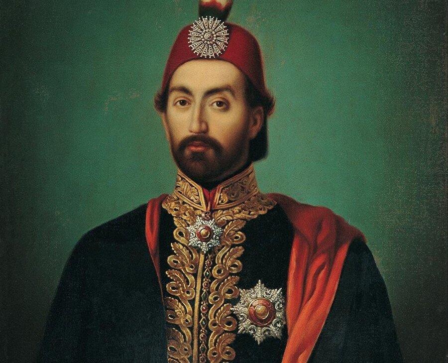 Sultan Abdülmecid. II. Mahmut verem hastalığından vefat edince idareye Sultan Abdülmecid geçti.
