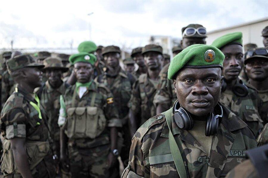 Kahir ekseriyeti Hıristiyan olan AMISOM askerlerinin Somali'den çıkması, Eş Şebab'ın etkinliğini azaltabilir.