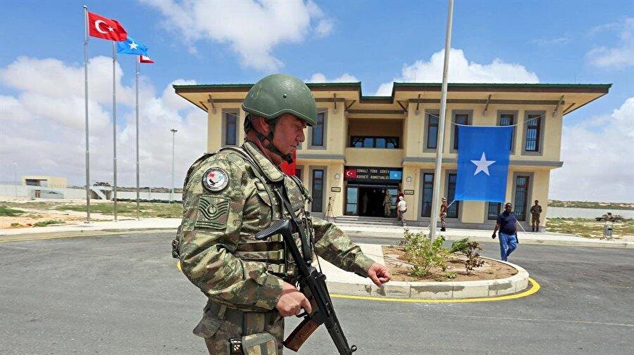 Türkiye, Somali'de kurduğu askeri üsle, Somali yerel güçlerinin eğitimini üsleniyor. Son bir yılda bu konuda önemli aşamalar kaydedildi.