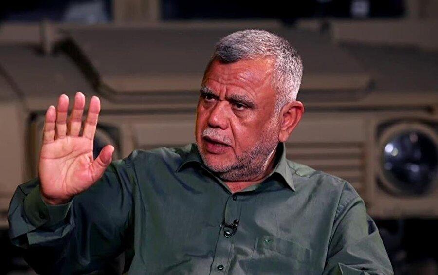 İran destekli Hadi el Amiri, Irak siyasetinin önemli aktörlerinden.