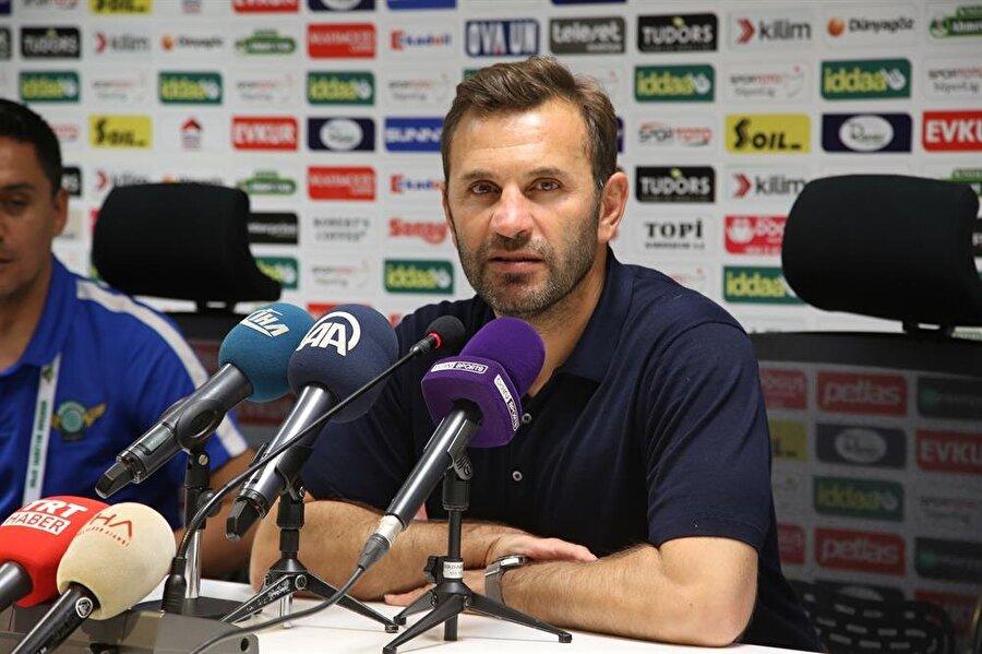 Okan Buruk, Akhisarspor'da yıllık 2 milyon TL kazanıyordu.