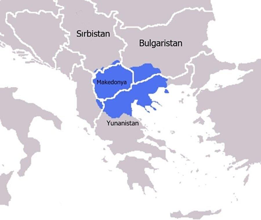 Makedonya Coğrafi Bölgesi