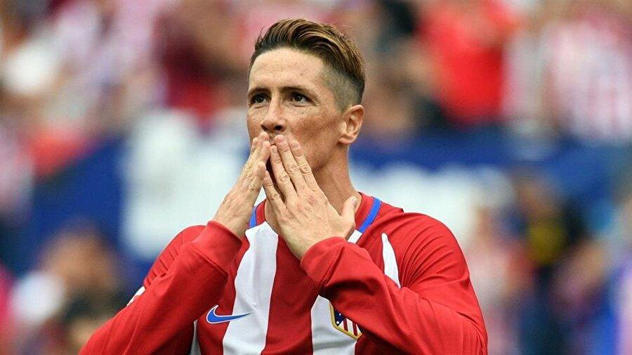 Atletico Madrid ile sözleşmesi sona eren Torres'in bonservisi elinde...