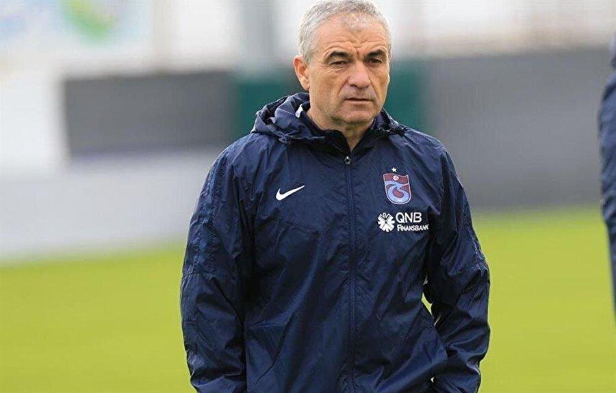 Trabzonspor'da 255 gün görev yapan Rıza Çalımbay takımının başında sahaya 31 maçta çıktı. Çalımbay yönetimindeki Trabzonspor söz konusu 31 maçta 16 galibiyet, 8 beraberlik ve 7 mağlubiyet aldı.