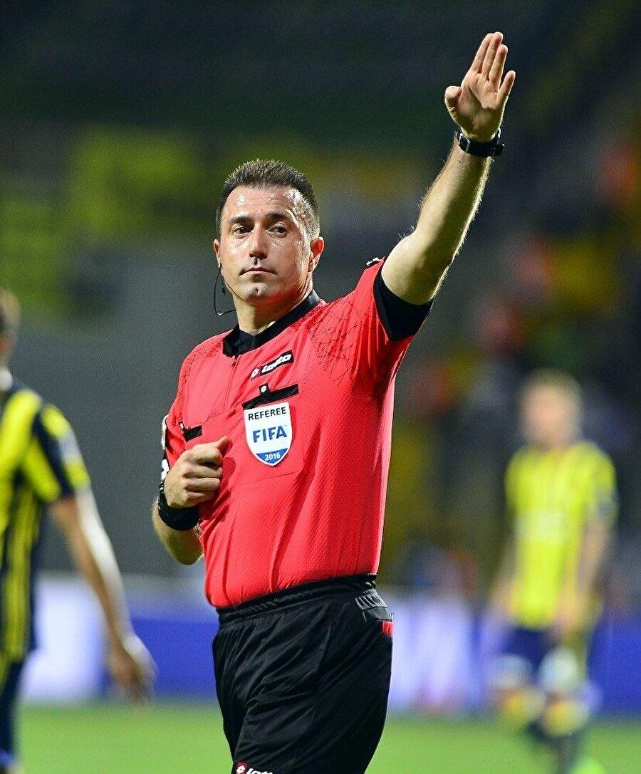 Göçek'in yöneteceği maç FC Altın Asır ile FC Ahal takımları arasında oynanacak.