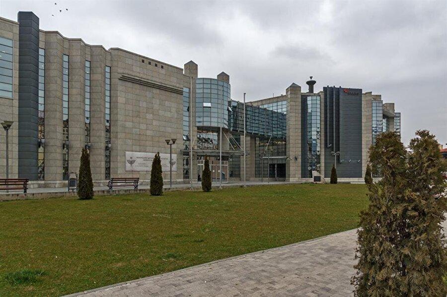 2011 yılında açılan Yahudi Soykırımı Müzesi.
