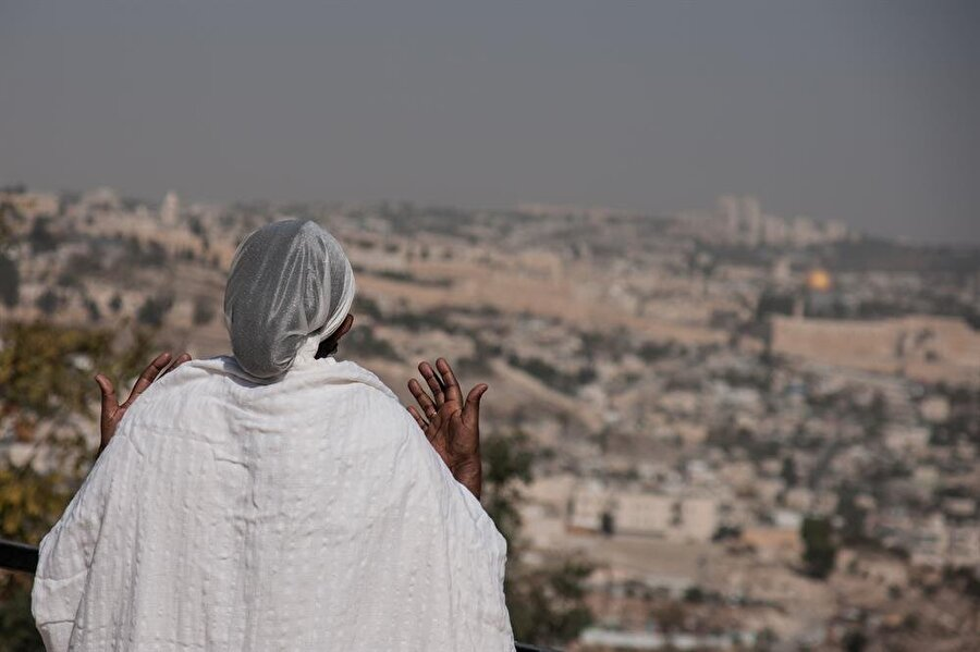 """Falaşalar, İsrail'in """"yeni yerleşim yerleri"""" politikasının önemli bir parçası durumunda."""