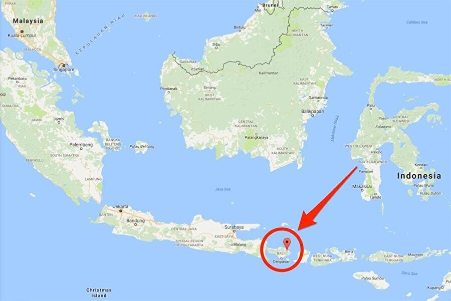 Bali, Endonezya'nın binlerce adasından biri.