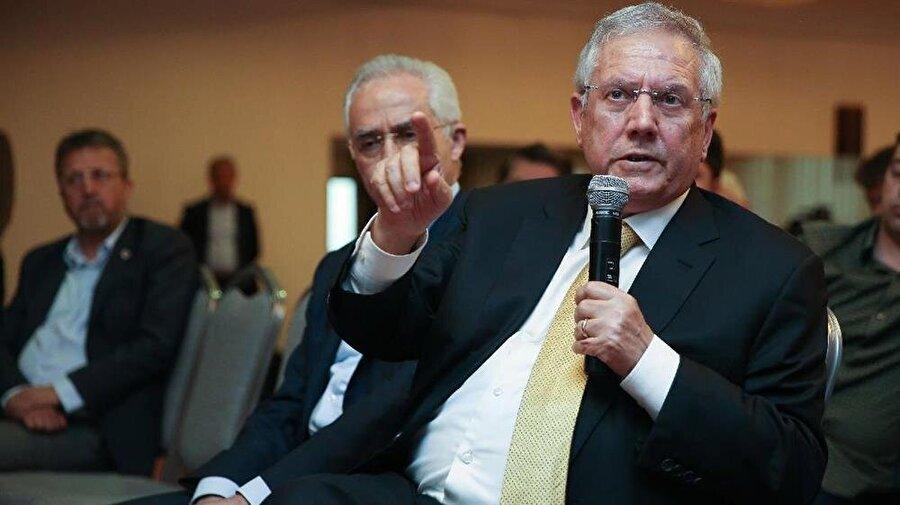 Aziz Yıldırım, 20 yıllık başkanlık görevinden sonra işlerine ağırlık vermeye başladı.
