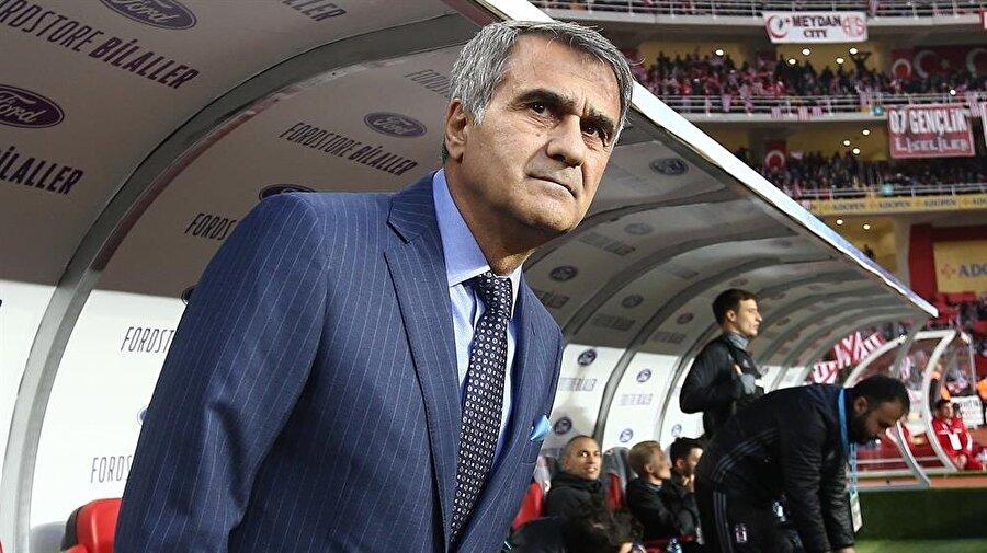 Şenol Güneş yönetimindeki Beşiktaş son üç sezonda iki şampiyonluk yaşadı.
