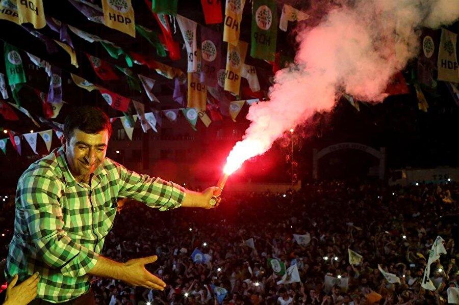 HDP'nin 1 Kasım 2015'teki milletvekili genel seçiminde birinci olduğu 12 ilde 24 Haziran milletvekili seçimlerinde oy oranı düştü.
