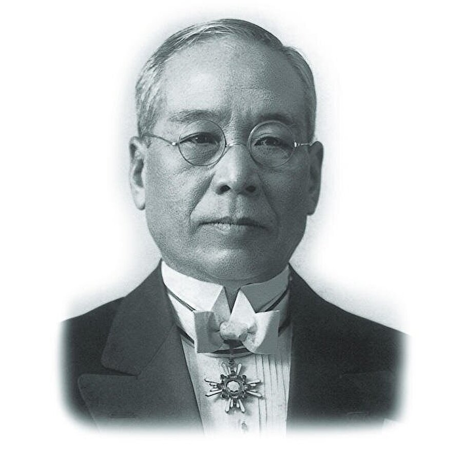 Sakichi Toyoda.